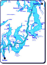 Bremerton Washington Map by Our Service Coverage Area At Iverson U0027s Design