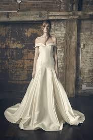 satin wedding dresses satin wedding dress photos ideas brides