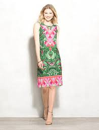 fresh and flirty spring dresses from dressbarn with a review of
