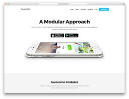 download kallyas wordpress theme 20 best landing page wordpress themes for apps products and