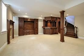 create a finished basement floor to ceiling waste solutions 123