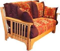 double full tri fold futon frame