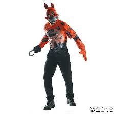 foxy costume boy s nightmare foxy costume