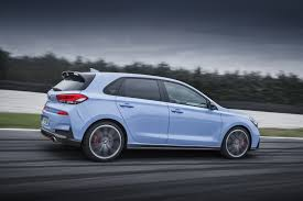 hatchback hyundai 2018 hyundai i30 n enters the hatch arena with 270 hp