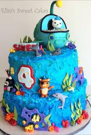 octonauts birthday cake 55 best octonauts cakes images on birthday cakes