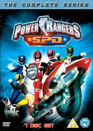 power rangers spd complete series dvd image