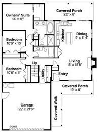 House Plans With Floor Plans 1200 Square Feet 3 Bedrooms 2 Batrooms Floor Plans Pinterest