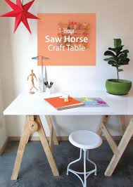 Diy Craft Desk With Storage by 25 Creative Diy Projects To Make A Craft Table I Creative Ideas