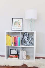 organize this 3 ways to use ikea u0027s square cubes