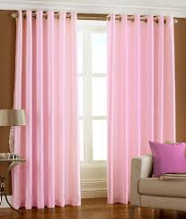 Nursery Curtains Pink by Pale Pink Baby Curtains Curtain Menzilperde Net Room Homefab India