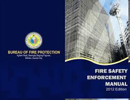fire safety enforcement manual