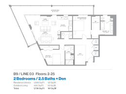 Luxury Plans Metropica Floor Plans Luxury Condominiums In Sunrise