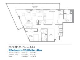 8 X 12 Bathroom Floor Plans by Metropica Floor Plans Luxury Condominiums In Sunrise
