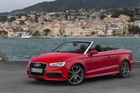 audi convertible 2016 audi a3 reviews specs u0026 prices top speed