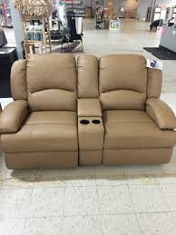 Recliner With Cup Holder Dual Recliner With Storage Counsel And Cup Holders Furniture