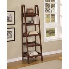 Large Ladder Bookcase Leaning Bookcases You U0027ll Love Wayfair