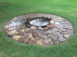 Flagstone Firepit Flagstone Firepit For The Backyard Hometalk