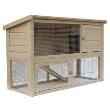 Outdoor Rabbit Hutch Plans Trixie 6 5 Ft X 3 Ft X 4 8 Ft Outdoor Run Rabbit Hutch 62332