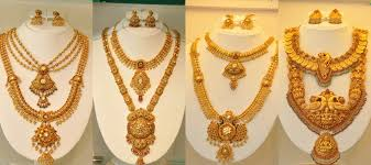 kerala traditional malakal indian wedding jewellery