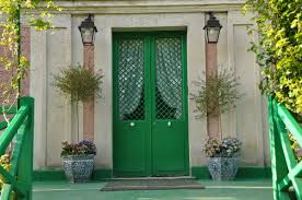 giverny french country style entry