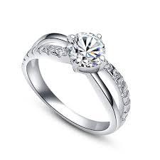 verlobungsring nur frau schlussverkauf marenja silber damen ring solitärring nur für dich