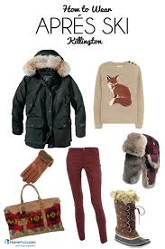 Vermont travel outfits images Packing for apr s ski in killington homeaway vacation ideas jpg