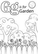 lowercase letter g coloring page letter g coloring pages free coloring pages