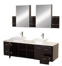 72 Bathroom Vanities Double Sink by Wyndham Collection Avara 72