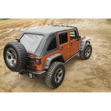 tan jeep wrangler 2 door rugged ridge jeep tops jeep soft tops bowless top bowless