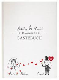 spr che hochzeitsbuch personalisiertes gästebuch für ihre hochzeit hochzeitsbuch