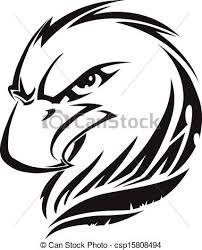 eagle tattoo clipart eagle head tattoo vintage engraving eagle head tattoo eps