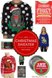 best 25 ugly sweater party invites ideas on pinterest