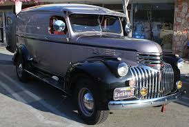 1946 dodge panel truck clean 1946 chevy panel truck fantastic looking all flickr