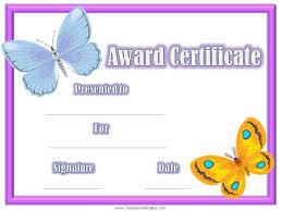 templates printable free sunday graduation certificate