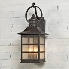 carriage house outdoor light medium shades of light