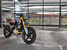 bmw motorcycle scrambler bmw g310r scrambler by dkdesign u2013 bikebound