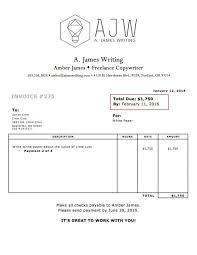 freelance design invoice template eliolera com