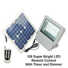 Best Outdoor Solar Flood Lights Super Bright Smd Led Solar Flood Light W Panel And Remote Solar