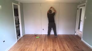 Sound Insulation Basement Ceiling by Sound Proofing Wall Green Glue U0026 Double Drywall Youtube