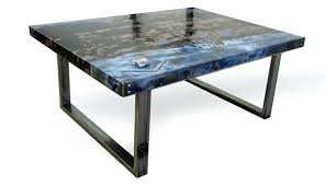sheet metal coffee table sheet metal coffee table coffee table decor books huttriver info