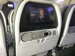 American Airlines Flight Entertainment by Flight Review American Airlines From London Heathrow To Los