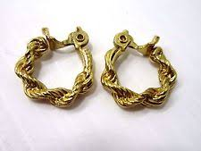 monet earrings monet hoop fashion earrings ebay