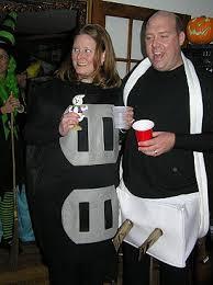 Light Socket Halloween Costume Halloween Party Zone Costume Winners