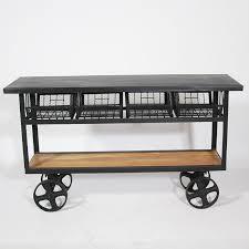 chariot de cuisine chariot de cuisine avec casiers