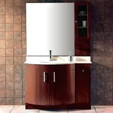 round bathroom vanity cabinets rounded bathroom vanities bathroom decorating using white marble
