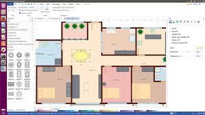 brilliant sweet floor plan software for linux design floor plan