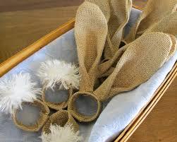 easter napkin rings easter bunny tails napkin ring diy bren did