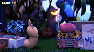 animated halloween movies