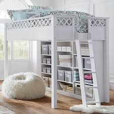 wohnideen minimalistische hochbett jugendzimmer mit hochbett 90 raumideen für teenagers archzine net