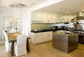 Kitchen Island Sets L Shaped Kitchen Island Design With Dining Table Sets